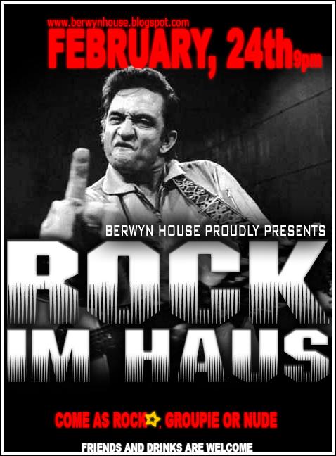 Berwynhouse flyer