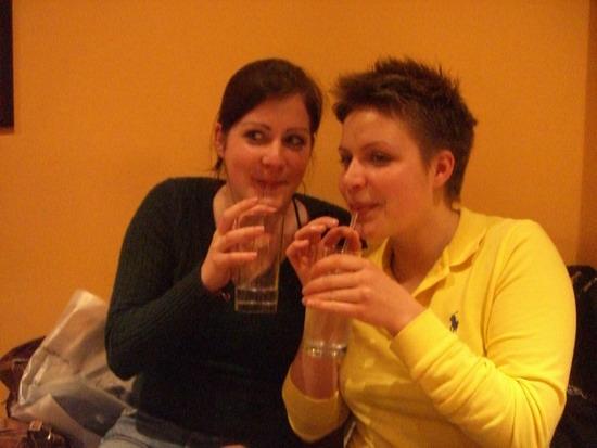 Sandra und Henni