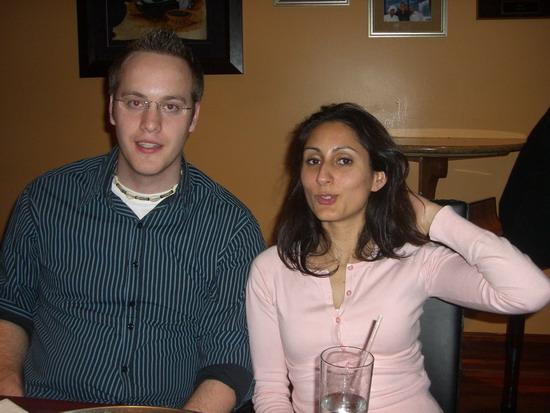 Lisa und ich