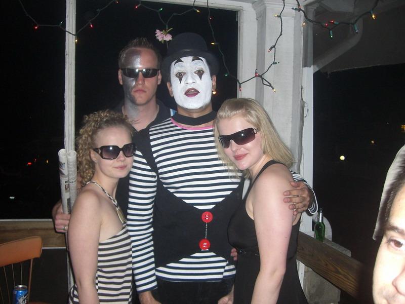 Mit Anna, Jose und Liisa