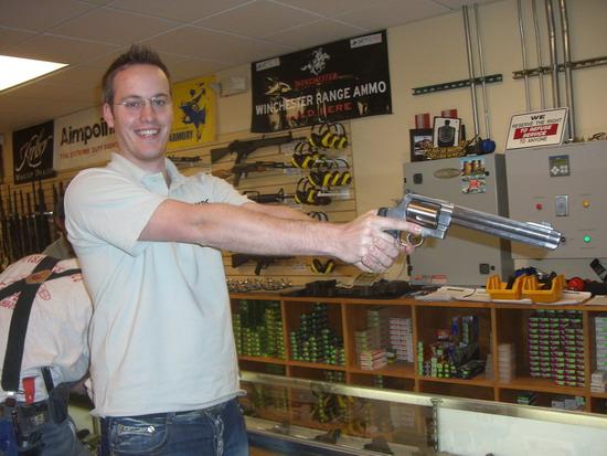 Die Smith&Wesson .500 Magnum
